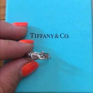 Tiffany & Co Paloma Picasso Heart Ring